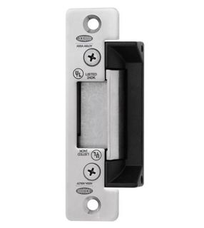 Lockwood ES110WR 12vdc Weather Resistant Recessed Electric Door Strike. Non Monitored