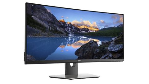 "DELL P-SERIES 34"" (21:9) CURVE, 2560 x 1080, 8MS, HDMI, DP, mDP, USB, H/ADJ, 3YR"