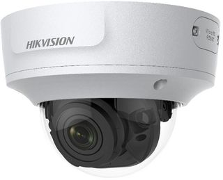 HIKVISION Dome, 6MP, 2.8-12mm, IR, BNC Output, Pigtail (2765)