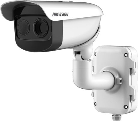 HIKVISION Thermal & Optical Bullet, 2MP, 384x288, Darkfighter, 100m IR, 50mm (2836) **SPECIAL ORDER**