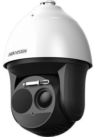 HIKVISION Thermal & Optical PTZ, Bi-Spectrum, 640x512, 25mm (4166) **SPECIAL ORDER**