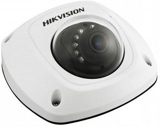 HIKVISION Mobile Dome, 2MP, 4mm, IR INTERNAL (6520) **SPECIAL ORDER**