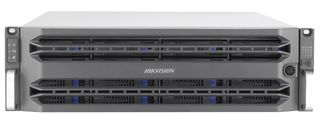 HIKVISION Hybrid SAN 64-bit multi-core processor, 4 to 32 GB high-speed cache, SAS2.0 and PCI-E2.0 high-speed transmission channel.