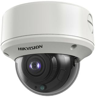 HIKVISION TVI/Analogue Dome, 5MP, 2.7-13.5mm, 60m IR (AVPIT3ZF)