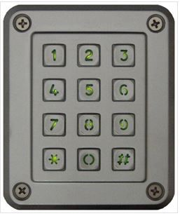 PRESCO Flush Mount Adaptor For PSE Rugged Keypads
