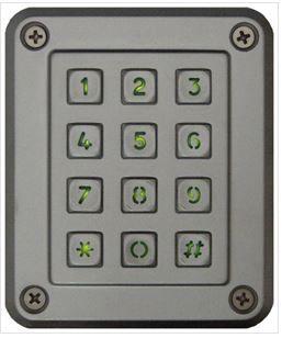 PRESCO Flush Mount Adaptor For PSE Rugged Keypads