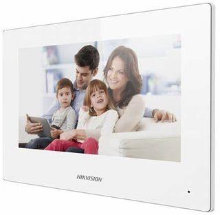 "HIKVISION Intercom, GEN 2, 7"" Colour Monitor With WiFi (KH6320-WTE1) WHITE"