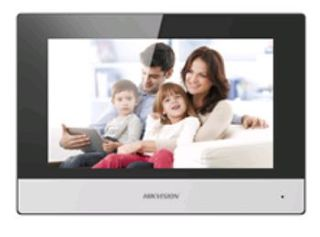"""HIKVISION Intercom, GEN 2, Two-Wire 7"""" Colour Monitor With WiFi (KH6320-WTE2)"""