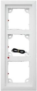 MOBOTIX Triple Frame, White