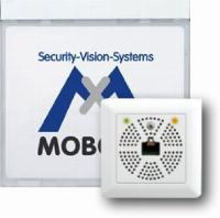 MOBOTIX Info Module Mx2wire+ With LEDs, White