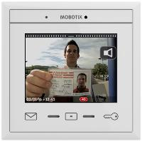 MOBOTIX MxDisplay+, White