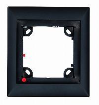 MOBOTIX Single On-Wall-Housing, Black
