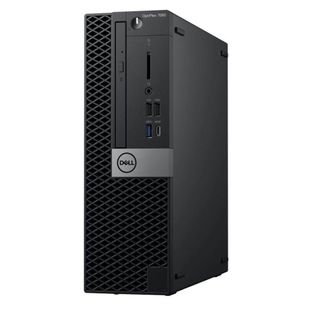 Dell 2 Monitor Small Form Factor Workstation with Intel i7 8-Core Processor, 8GB RAM, 2GB Nvidia Graphics Card, Windows 10 Pro, 3Yr ProSupport: Next Business Day Onsite (Comes with 1x DP to HDMI Adapter)