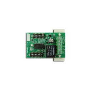 NIDAC CR2 Control Relay, DPDT, 12/24VDC