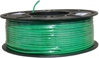2 Core 1/0.9Mm Polyethylene Green Cable 200 Mtr Reel