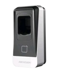 HIKVISION Fingerprint Reader, 5000 capacity, Reads EM card (K1201EF)