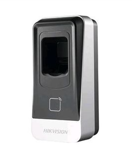 HIKVISION Fingerprint Reader, 5000 capacity, Read Mifare 1 card (K1201MF)