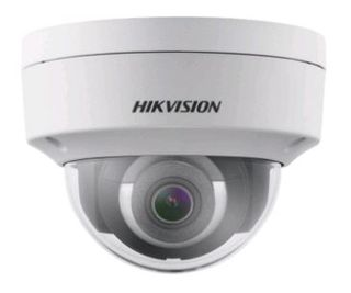 HIKVISION Dome, 6MP, 8mm, 30m IR (2165)