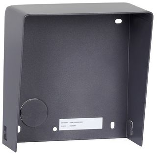 HIKVISION Intercom, GEN 2, Protective Rain Shields for 1 module surface mounting of KD8003-IME1/KD8003-IME2