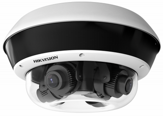 HIKVISION PanoVu, 20MP, IR, 2.8-12mm (6D54) **SPECIAL ORDER ONLY**