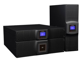 ION F18 2000VA / 1800W Online UPS, 2U Rack/Tower, 8 x C13 (Two Groups of 4 x C13). 3yr Advanced Replacement Warranty. Dimensions: (mm) W440 x D435 x H86, 19.7kg