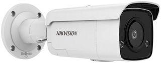 HIKVISION AcuSense Gen 2, Bullet, 8MP, IR, 4mm,built in Mic, strobe light (2T86)