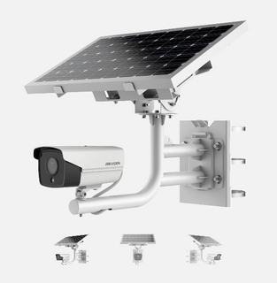 HIKVISION Solar 4G CameraSystem, need to order battery HIK-TYN1220S