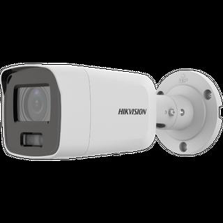 HIKVISION ColorVu Gen 2, Mini Bullet, 8MP, White Light, Built-in Mic, 4mm (2087)