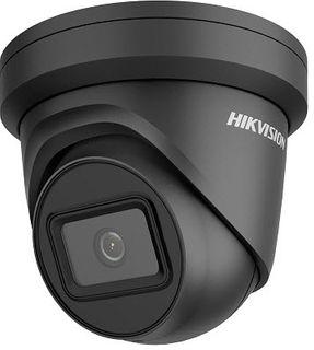 HIKVISION Turret, 8MP, 2.8mm 30m IR, BLACK (2385G1)