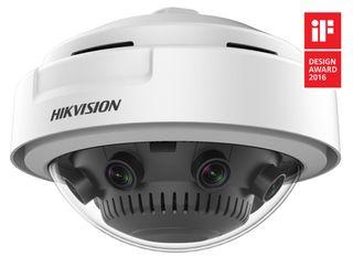 HIKVISION PanoVu 8MP 4x2MP, 360deg