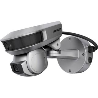 HIKVISION PanoVu PTZ, 2MP + 2MP, Deep in View, 5-50mm + 4mm (9122)