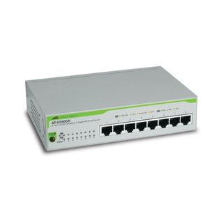 8 X 10/100/1000T Unmanaged Switch