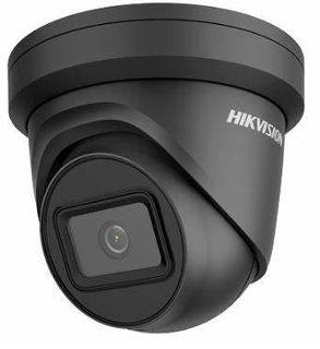 HIKVISION Turret, 8MP, 4mm, 30m IR, BLACK (2385G1-4)