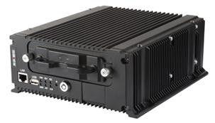 HIKVISION Mobile DVR, 4 Channel