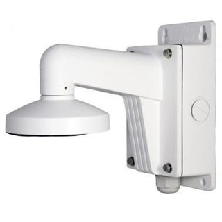 HIKVISION Wall Mount Bracket with Integrated Junction Box (2165/2185/57H8T/4MD28)