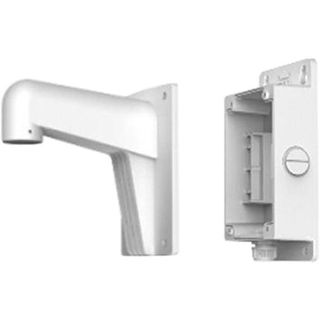 HIKVISION Wall Mount Bracket with Integrated Junction Box (4525/4526)