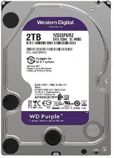 WESTERN DIGITAL WD20PURZ Purple 2TB HDD