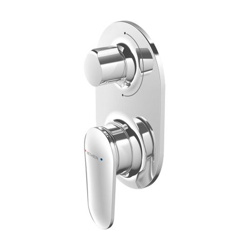 AIO - SHOWER MIXER WITH DIVERTER