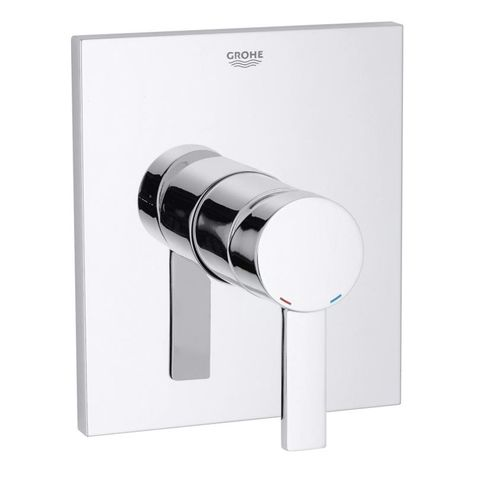 ALLURE SHOWER MIXER TRIMSET CHROME
