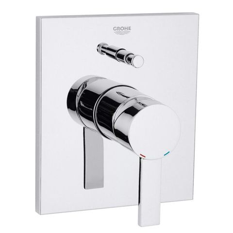 ALLURE DIVERTER MIXER TRIMSET CHROME