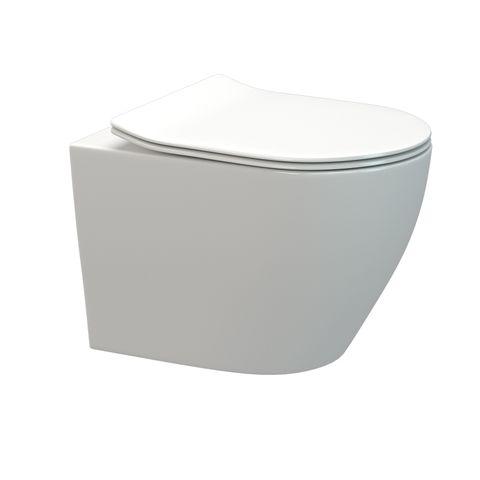 ELLISSE WALL HUNG PAN C/W SC SEAT