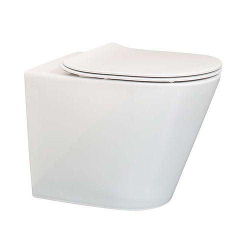 LINFA BTW PAN C/W SOFT CLOSE SEAT