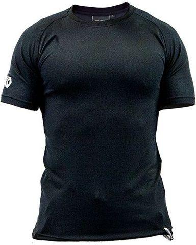 ARGYLE PERFORMANCE T-SHIRT BLK XL